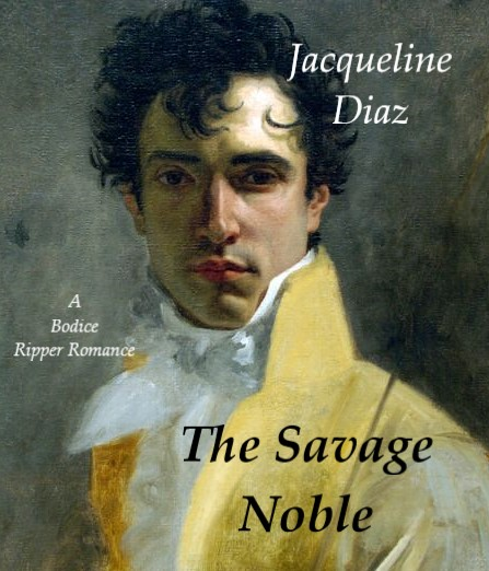 The Savage Noble Cover